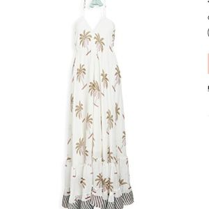 Roller Rabbit Morjim Palm Venezia Dress NWT